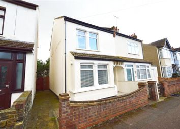 Thumbnail 2 bed semi-detached house for sale in Waterloo Road, Shoeburyness, Southend-On-Sea, Essex