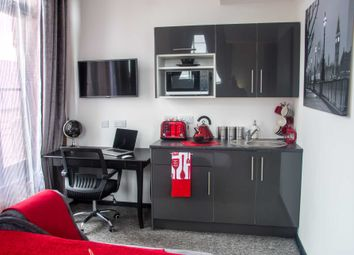 Thumbnail 1 bed flat for sale in Reference: 85632, Russell Street, Nottingham