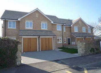 Thumbnail 3 bed terraced house to rent in Back Lane, Eynsham, Oxford
