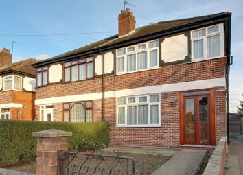 Thumbnail 3 bed semi-detached house for sale in Middleton Avenue, Greenford