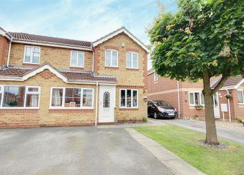 Thumbnail 3 bedroom semi-detached house for sale in Piper Close, Hucknall, Nottingham