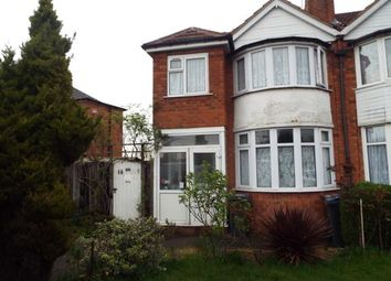 Thumbnail Property for sale in Church Road, Sheldon, Birmingham, West Midlands