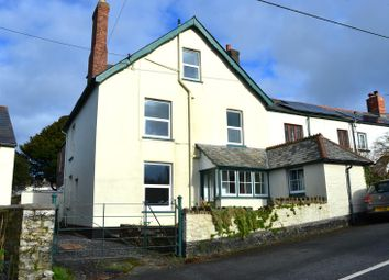 Thumbnail 5 bed semi-detached house for sale in Bratton Fleming, Barnstaple