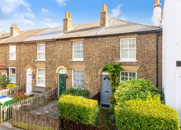 Thumbnail 2 bed terraced house for sale in Woodside Road, Sidcup