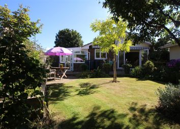 The Poplars, Horsham RH13. 2 bed detached bungalow