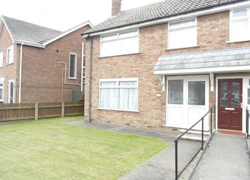 Thumbnail 3 bed property to rent in Dunvegan Road, Hull