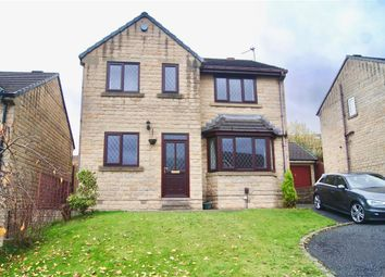 Thumbnail 4 bed detached house to rent in Calder View, Rastrick, Brighouse