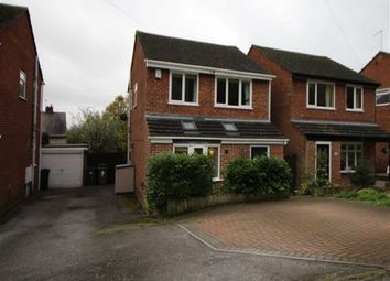 Thumbnail 3 bed detached house for sale in Upper Marehay Road, Ripley