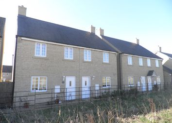 Thumbnail 3 bed semi-detached house for sale in Ash Close, Kings Cliffe, Peterborough