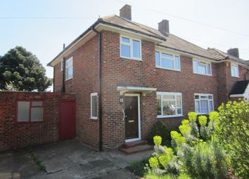 Thumbnail 3 bed semi-detached house to rent in Coleridge Road, Croydon