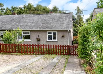 Thumbnail 2 bed bungalow for sale in Llanfihangel Talyllyn, Powys
