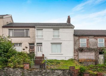 Thumbnail 3 bed terraced house for sale in Pleasant View, Treharris