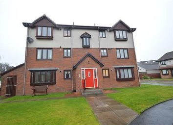 Thumbnail 2 bed flat for sale in Nicolson Court, Stepps