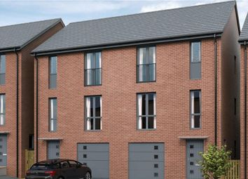 "Thumbnail 3 bed town house for sale in ""The Ropner"" at Durham Road, Low Fell, Gateshead"
