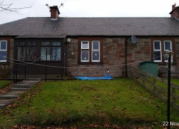 Thumbnail 1 bed terraced bungalow to rent in Polveoch Terrace (No. 2), Kirkconnel