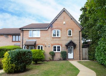 Thumbnail 3 bed semi-detached house for sale in Doulton Gardens, Poole, Dorset