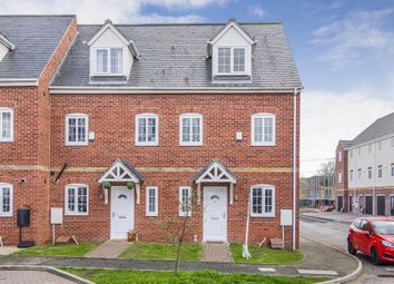 Thumbnail 3 bed town house for sale in Kiln Court, Kirk Sandall, Doncaster