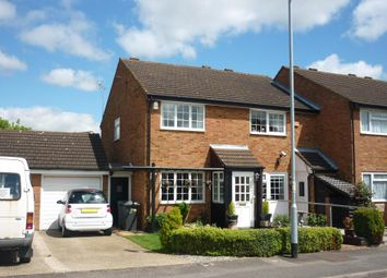 Thumbnail 2 bed semi-detached house to rent in Derwent Rise, Flitwick, Bedford