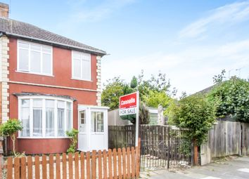 Thumbnail 3 bed end terrace house for sale in Burnaston Road, Aylestone, Leicester