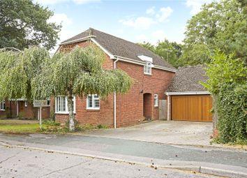 Penns Wood, Farnborough, Hampshire GU14. 4 bed detached house