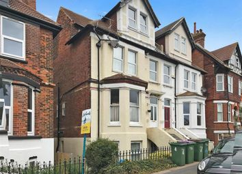 Thumbnail 1 bed flat for sale in East Cliff Gardens, Folkestone, Kent
