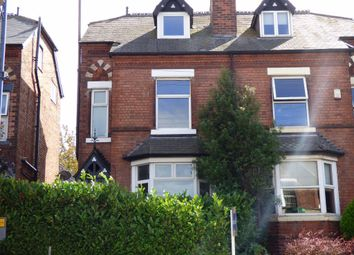 Thumbnail 3 bed semi-detached house to rent in Derby Road, Stapleford, Nottingham