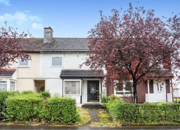 Thumbnail 3 bed terraced house for sale in Wallacewell Crescent, Glasgow