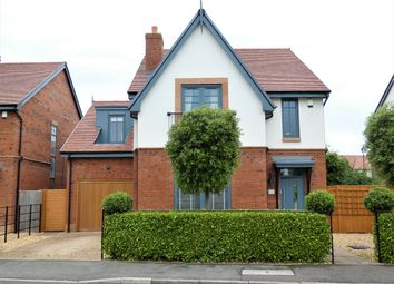 4 bed detached house for sale in Grenfell Park, Parkgate, Neston CH64