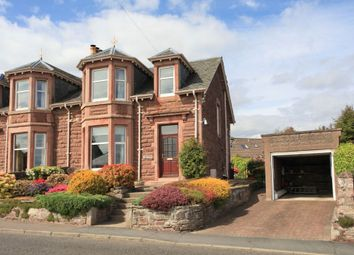 Thumbnail 3 bed semi-detached house for sale in 43 Dollerie Terrace, Crieff