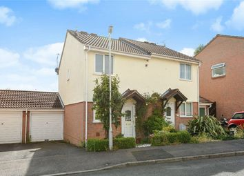 Thumbnail 2 bed semi-detached house for sale in Sparrow Close, Wokingham, Berkshire