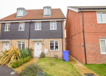Thumbnail 3 bedroom detached house to rent in Maidenhair Way, Red Lodge, Bury St. Edmunds