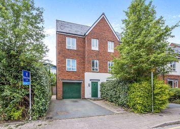 Thumbnail 4 bedroom semi-detached house for sale in Ironstone Walk, Burslem, Stoke-On-Trent