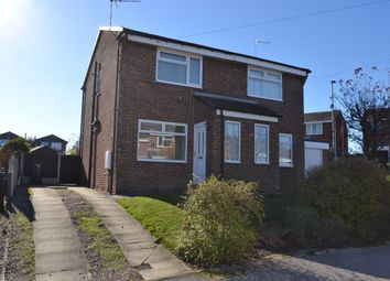 Thumbnail 2 bed semi-detached house for sale in 5 Forrester Close, Flanderwell