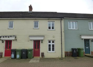 Thumbnail 3 bedroom property to rent in Wellington Road, Watton, Thetford