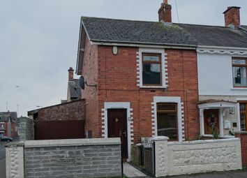 Thumbnail 2 bedroom end terrace house for sale in 42 Beechmount Street, Belfast