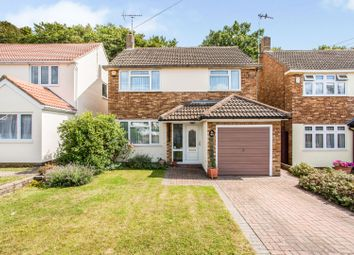 Thumbnail 4 bed detached house for sale in Woodland Avenue, Brentwood