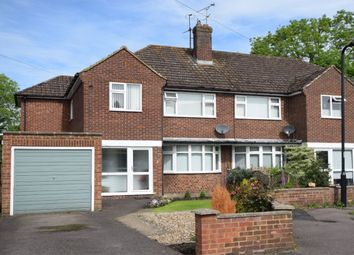 Thumbnail 3 bed semi-detached house for sale in Chiltern Close, Princes Risborough
