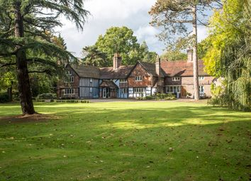 Thumbnail 9 bed country house for sale in Norwood Hill Road, Charlwood, Horley