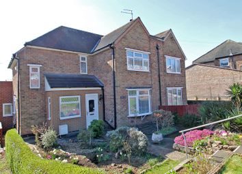 Thumbnail 3 bed semi-detached house for sale in Fraser Road, Carlton, Nottingham