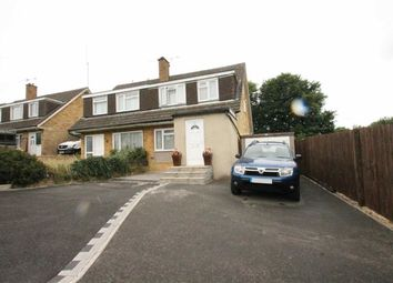 Thumbnail 3 bed semi-detached house for sale in Roundwood Road, St Leonards-On-Sea, East Sussex