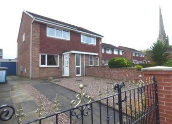Thumbnail 2 bed semi-detached house for sale in Tuson Drive, Preston, Lancashire, .