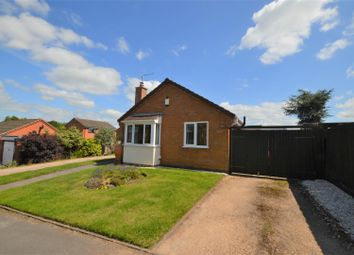 Thumbnail 3 bed detached bungalow for sale in Main Street, Linton, Swadlincote