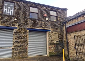 Thumbnail Light industrial to let in Unit B2, Tenterfields Industrial Estate, Burnley Road, Luddenden Foot, West Yorkshire