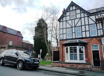 Thumbnail 5 bed semi-detached house to rent in Station Road, Harborne, Birmingham