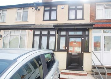 Thumbnail 3 bed terraced house to rent in Tenby Road, Edgware