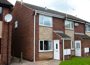 Thumbnail 2 bed end terrace house for sale in Vernon Avenue, Newark