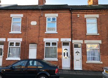 Thumbnail 3 bed terraced house for sale in Melrose Street, Leicester