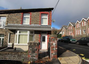 Thumbnail 3 bed end terrace house for sale in Beckett Street, Mountain Ash
