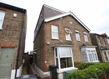 Thumbnail 3 bed semi-detached house for sale in Lower Queens Road, Buckhurst Hill, Essex