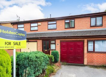 Thumbnail 2 bed town house for sale in Vernon Park Drive, Basford, Nottingham